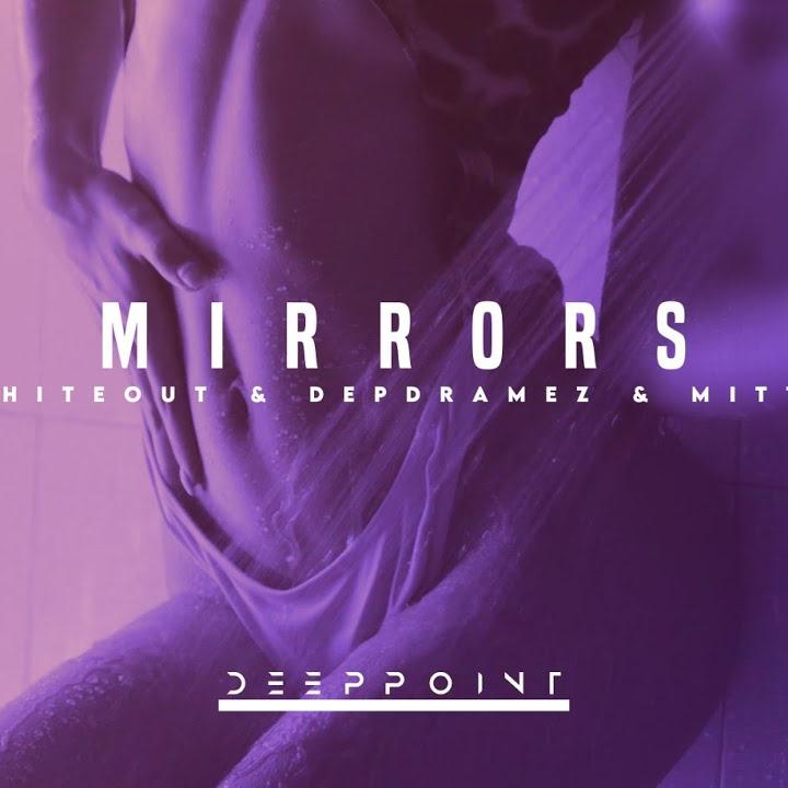 Album cover - Rington Whiteout & Depdramez, MITTI - Mirrors