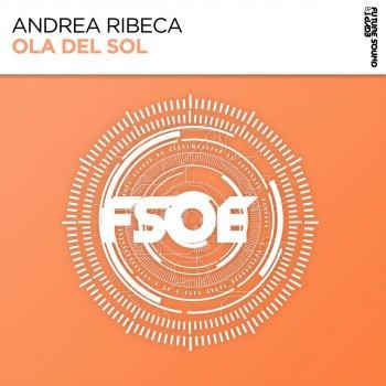Album cover - Rington Andrea Ribeca - Ola Del Sol