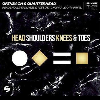 Album cover - Rington Ofenbach & Quarterhead - Head Shoulders Knees & Toes