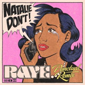 Album cover - Rington RAYE - Natalie Dont