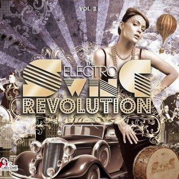 Album cover - Rington Parov Stelar - Booty Swing