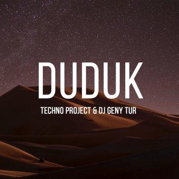 Album cover - Rington Techno Project - DUDUK
