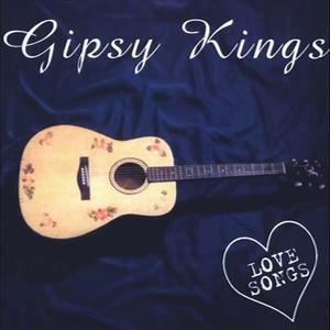 Album cover - Rington Gipsy Kings - Habla Me