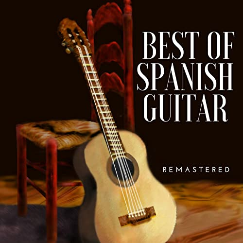 Album cover - Rington Spanish - Guitar