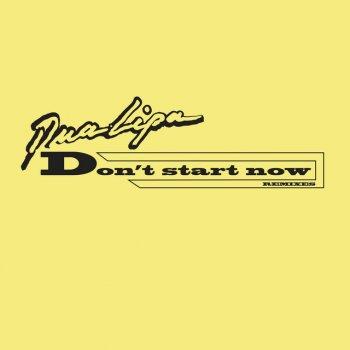 Album cover - Rington Dua Lipa - Dont Start Now