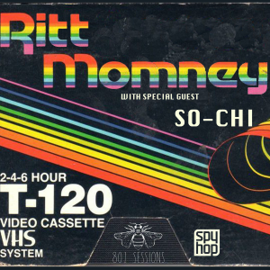 Album cover - Rington Ritt Momney - Put Your Records On
