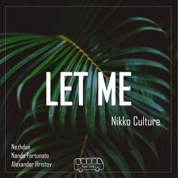 Album cover - Rington Nikko Culture - Let Me
