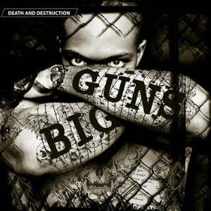 Album cover - Rington Andrew Duck MacDonald - Big Guns