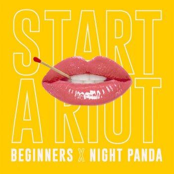 Album cover - Rington BEGINNERS - Start A Riot