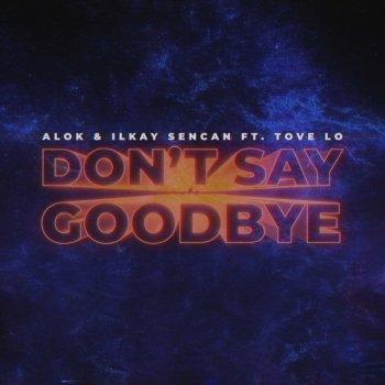 Album cover - Rington ALOK & Ilkay Sencan - Don t Say Goodbye