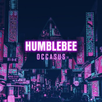 Album cover - Rington Humblebee - When It Hits Ya