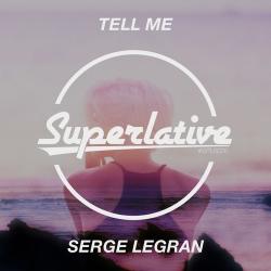 Album cover - Rington Serge Legran - Tell Me