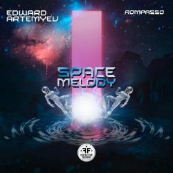 Album cover - Rington Edward Artemyev & Rompasso - Space Melody