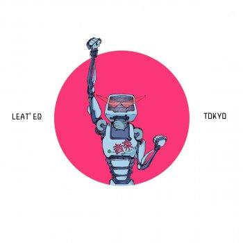 Album cover - Rington Leat eq - Tokyo