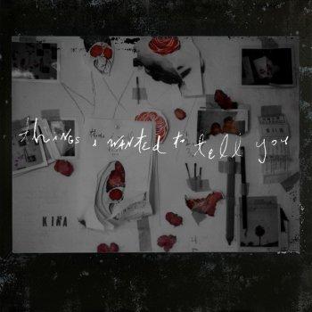 Album cover - Rington Kina/Yaeow - Wish I Was Better