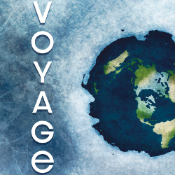 Album cover - Rington The - Voyage