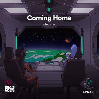 Album cover - Rington Moxura - Coming Home