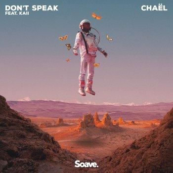 Album cover - Rington Chael - Dont Speak (feat. kaii)