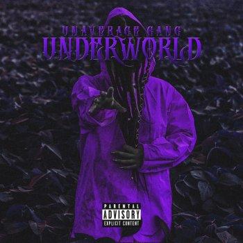 Album cover - Rington Unaverage Gang - Underworld