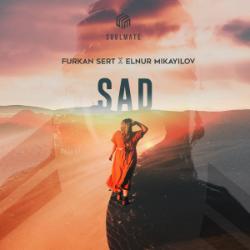 Album cover - Rington Furkan Sert & Elnur Mikayilov - Sad - Sad