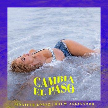 Album cover - Rington Jennifer Lopez - Cambia el Paso