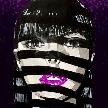 Album cover - Rington Purple Disco Machine - Dopamine