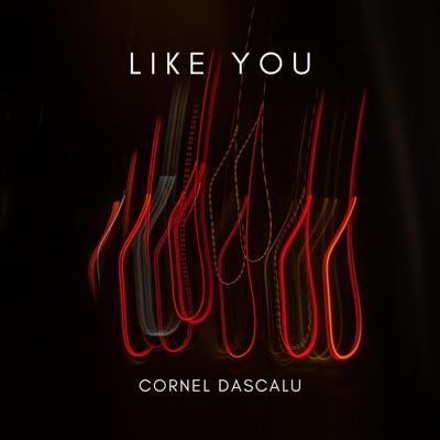 Album cover - Rington Cornel Dascalu - Like You