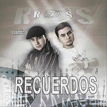 Album cover - Rington RDS - Aun Te Recuerdo