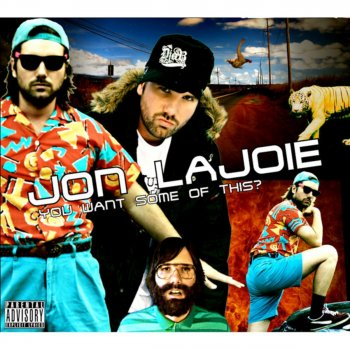 Album cover - Rington Jon Lajoie - Everyday Normal Guy 2