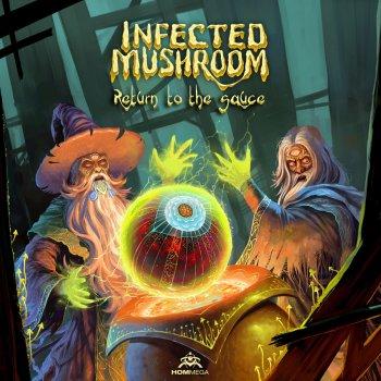 Album cover - Rington Infected Mushroom - Return to the Sauce
