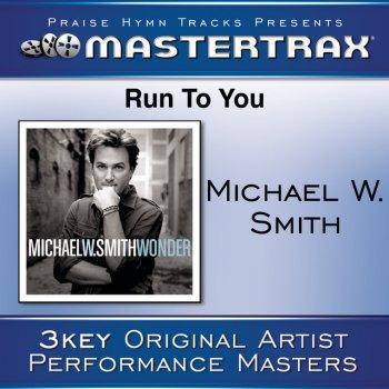 Album cover - Rington Michael W. Smith - Run To You