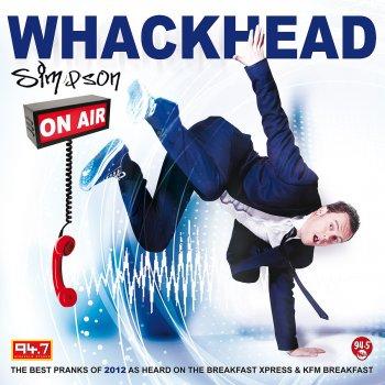 Album cover - Rington Whackhead Simpson - Songs 2 Do That 2