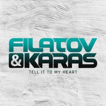 Абложка альбома - Рингтон Filatov & Karas - Tell It to My Heart