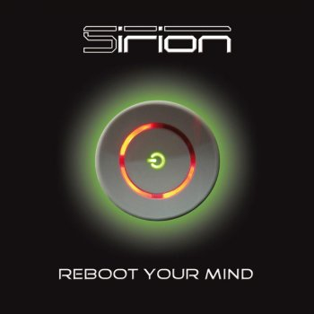 Album cover - Rington Sirion - Reboot