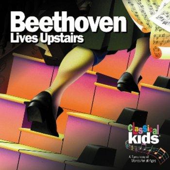 "Album cover - Rington Beethoven - Symphony #6, ""storm"""