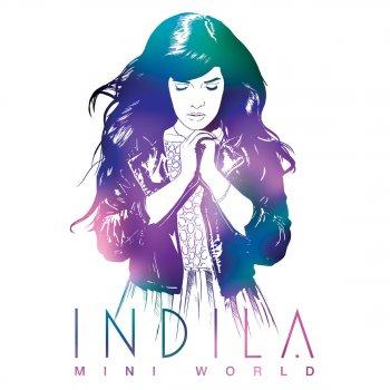 Album cover - Rington Indila - Ainsi bas la vida