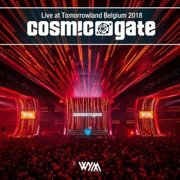 Album cover - Rington Cosmic Gate - Come With Me (Intro)