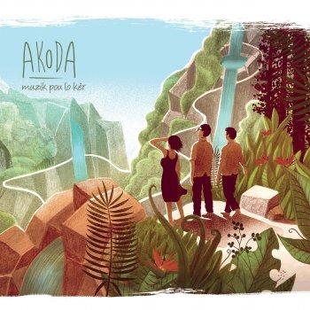 Album cover - Rington AKODA - Jusqu