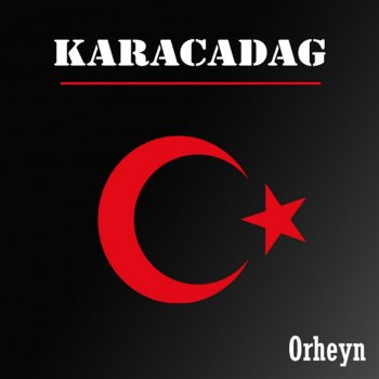 Album cover - Rington Orheyn - Karacadag