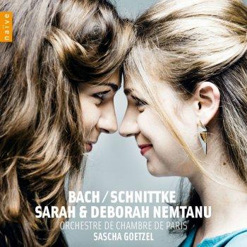 Абложка альбома - Рингтон Deborah Nemtanu - Violin Concerto in A Minor, BWV 1041: Andante