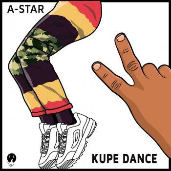 Album cover - Rington A-Star - Kupe Dance