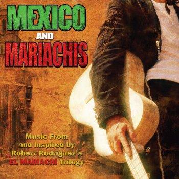 Album cover - Rington A. Banderas & Los Lobos - Cancion del Mariachi