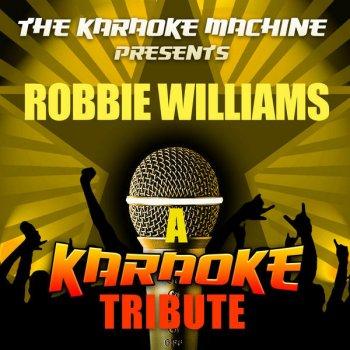 Album cover - Rington Robbie Williams - Feel