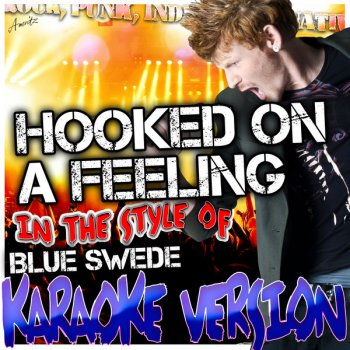 Album cover - Rington Blue Swede - Hooked on a Feeling