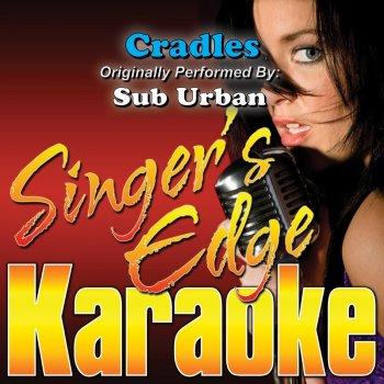 Album cover - Rington Sub Urban - Cradles