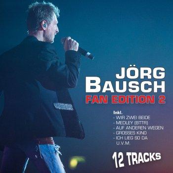Album cover - Rington Jörg Bausch - Ich lieg so da
