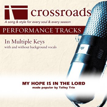 - Crossroads Performance Tracks -