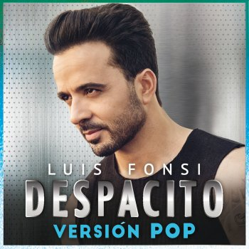 Album cover - Rington Luis Fonsi - Despacito - Versión Pop