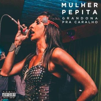 Album cover - Rington Mulher Pepita - Piranha (Interlude)