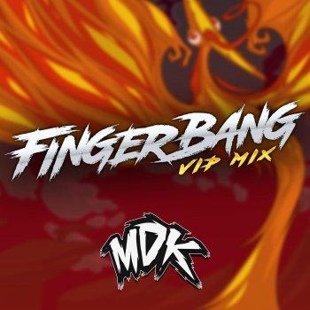 Абложка альбома - Рингтон Mdk - Fingerbang